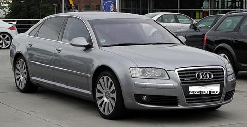 Audi A8D3 Ремонт Передней пневмоподвески
