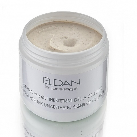 Eldan Cream for the unaesthetic sings of cellulite, Антицеллюлитный крем, 500 мл.