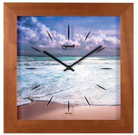 Часы настенные Lowell 05443