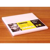Разделочная доска 35 Х 35 Х 1,9 см белая, артикул ZIH31110CF, производитель - Zanussi, фото 2