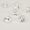6228 Подвеска Сваровски Сердечко Crystal (10,3х10 мм)