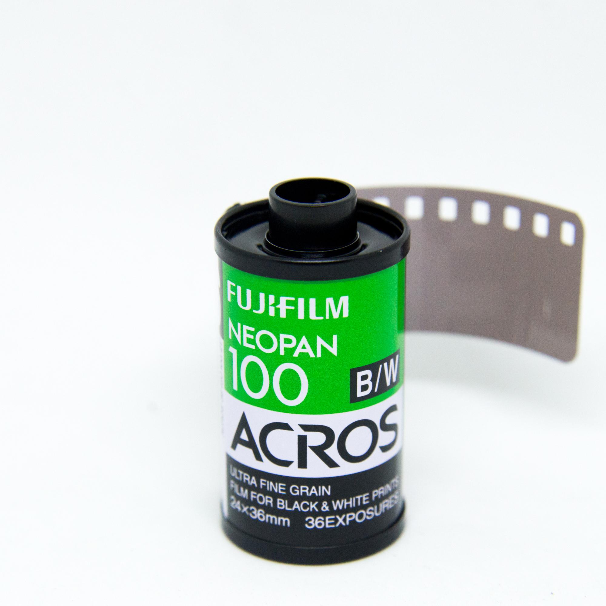 Фотопленка Fujifilm Neopan Acros 100/135-36