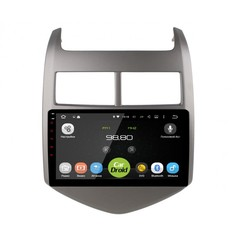Штатная магнитола на Android 6.0 для Chevrolet Aveo III 11+ Roximo CarDroid RD-1310F