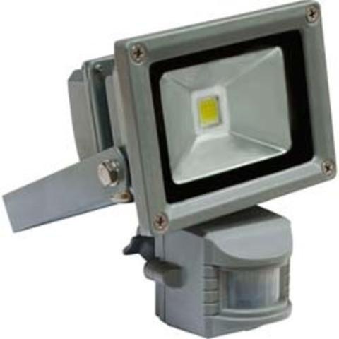 Светодиодный прожектор с инфракрасным датчиком движения Feron LL-222