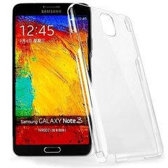 Прозрачный чехол-накладка для Samsung Galaxy Note 3