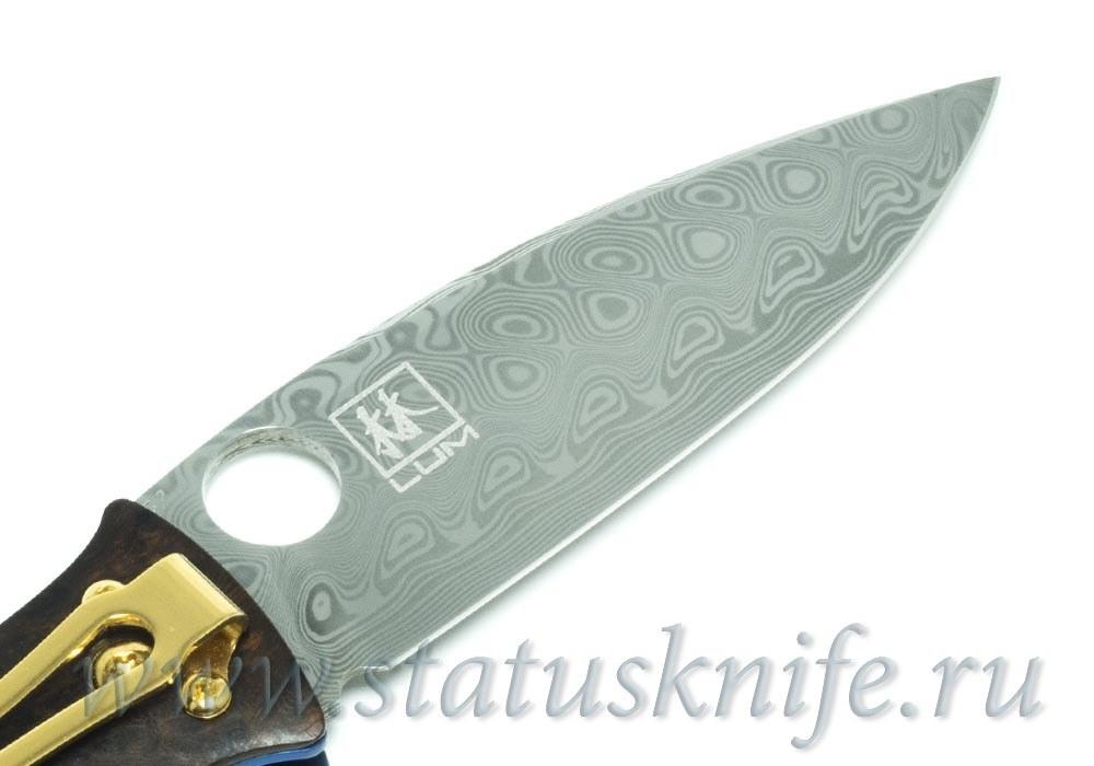 Нож BENCHMADE 745-81 Dejavoo GOLD CLASS