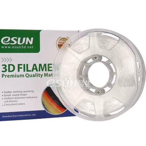 Катушка eFLEX-пластика ESUN 1.75 мм 1кг., натуральная