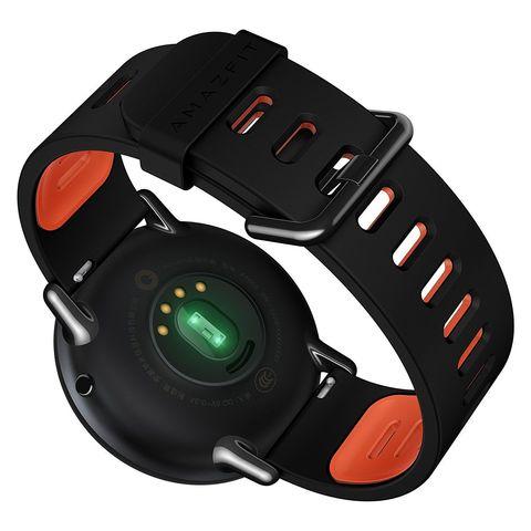 Часы Amazfit Pace (Global version/черные)