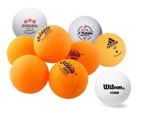 Купить шарики для настольного тенниса
