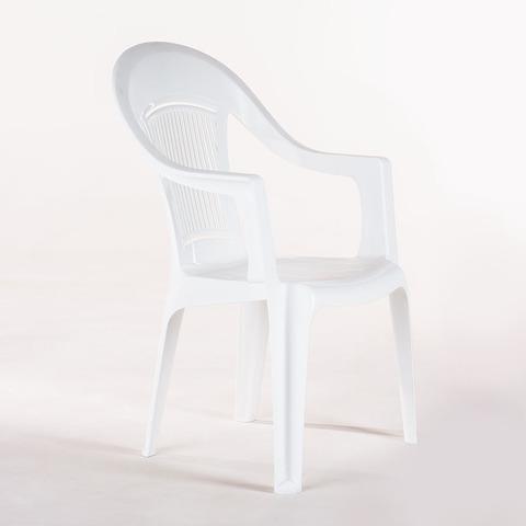 Кресло Венеция белый