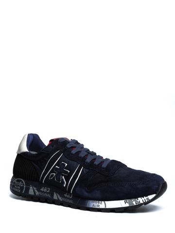 Замшевые кроссовки Premiata Eric 4157