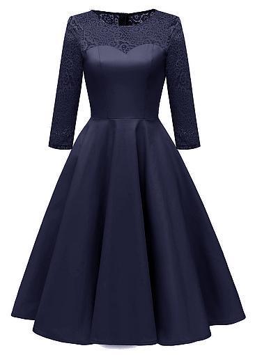 Платье 010-7076