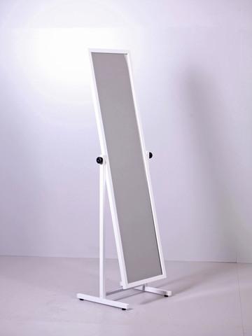 Т-150-40 Зеркало напольное (белое)