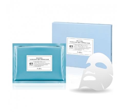 Dr. Althea Water Glow Aqua Ampoule Mask Восстанавливающая и увлажняющая ежедневная маска