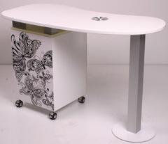 Маникюрный стол Primiere с рисунком