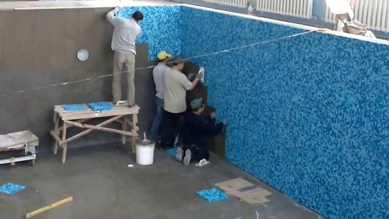 Отделочные работы бассейнов и фонтанов в Сочи