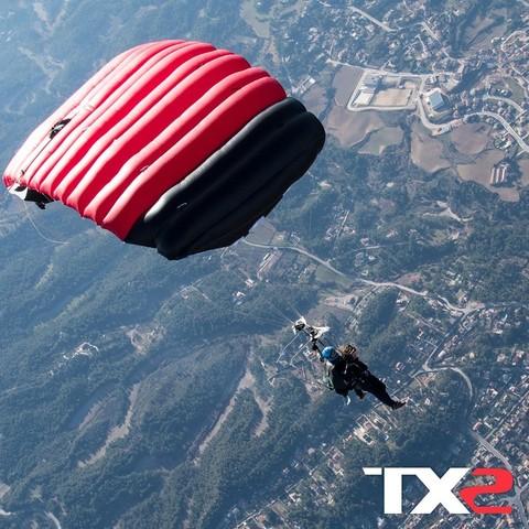 Основной парашют TX2