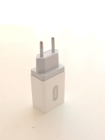 Сетевой USB адаптер (вилка) Hoco 2.4 А