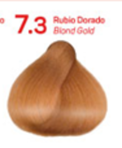 7.3 золотистый блондин . KV-1