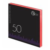 Конверты Внутренние Для Пластинок 12' (Audio Anatomy 50 Inner Record Sleeves - Red)