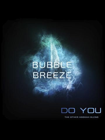Кальянная смесь DO YOU - Bubble Breeze (Свежесть морского бриза и аромата ягод), 50г.