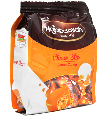 Пишмание со вкусом апельсина во фруктовой глазури Choco Star, Hajabdollah, 180 г