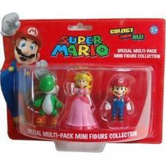 Супер Марио набор фигурок Марио Йоши Принцесса Пич