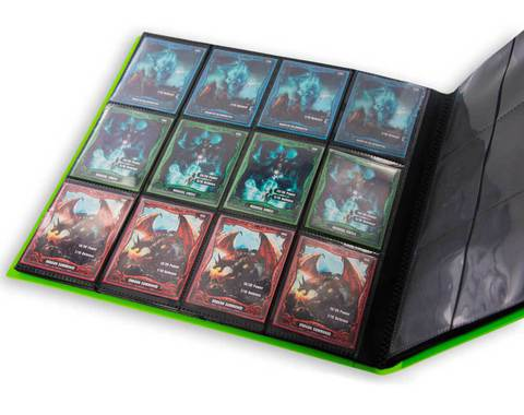 Ultimate Guard - Светло-зеленый альбом