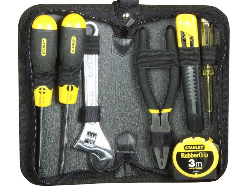 Набор из 7-ми инструментов    Zipper Wallet Stanley 1-90-596