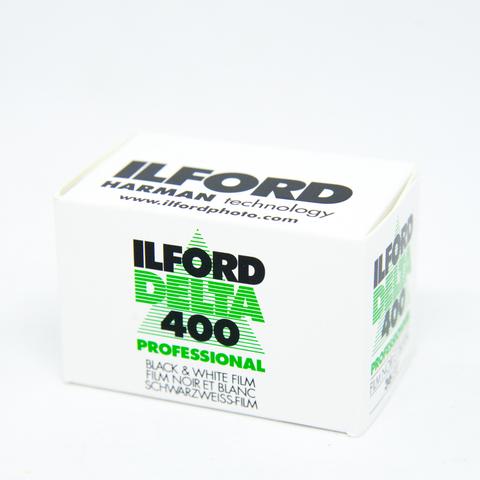 Фотопленка Ilford Delta 400/135-36