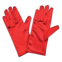 Красные перчатки Человека-Паука