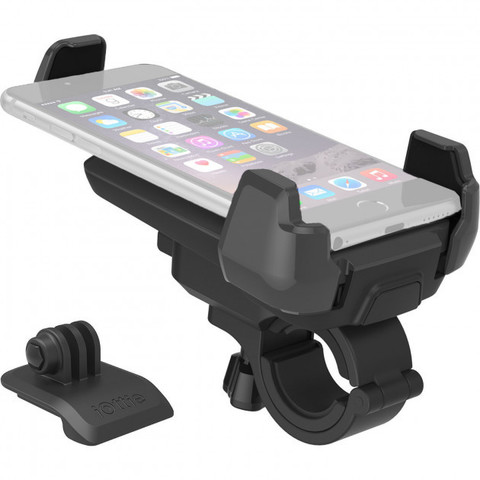 Велодержатель для телефона iOttie Active Edge Bike Mount for iPhone & Smartphones - Black (HLBKIO102GP)