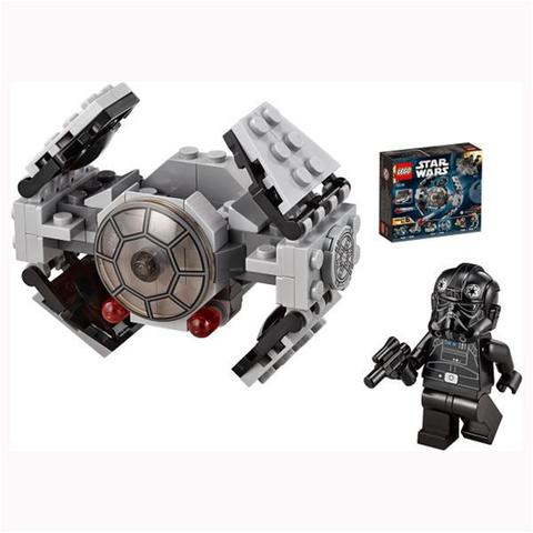 LEGO Star Wars: Усовершенствованный прототип истребителя TIE 75128