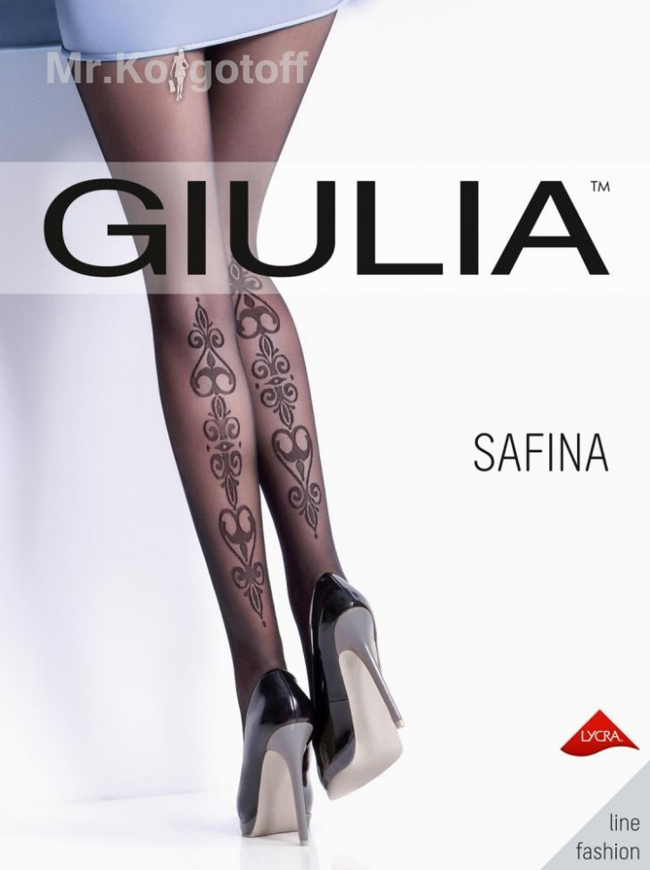 Колготки Giulia Safina 03