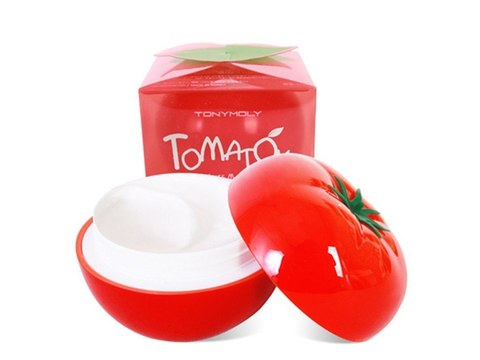 Осветляющая маска с экстрактом томата Tony Moly Tomatox Magic White Massage Pack  80ml.