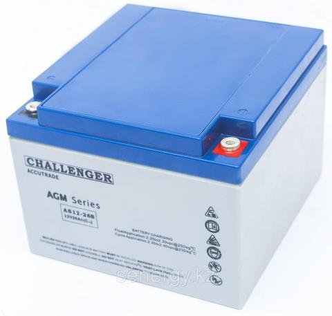 Аккумуляторная батарея CHALLENGER AS12-26
