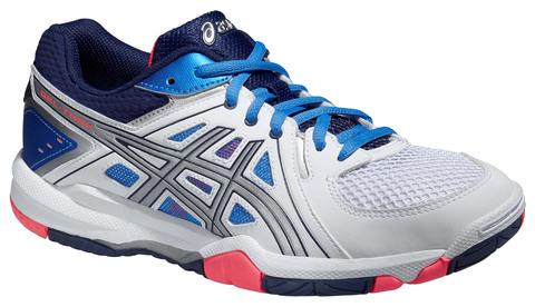 Asics Gel-Task женские волейбольные кроссовки синие