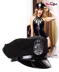 Женский эротический костюм полицейского Lexie
