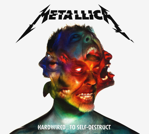 Metallica / Hardwired...To Self-Destruct (2CD)