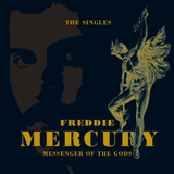 Freddie Mercury / Messenger Of The Gods: The Singles (RU)(2CD)