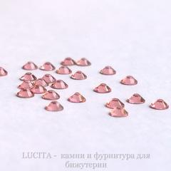 2058 Стразы Сваровски холодной фиксации Light Rose ss 5 (1,8-1,9 мм), 20 штук