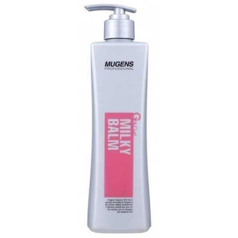 WELCOS Mugens Бальзам для волос молочный Mungens Milky Balm 500g