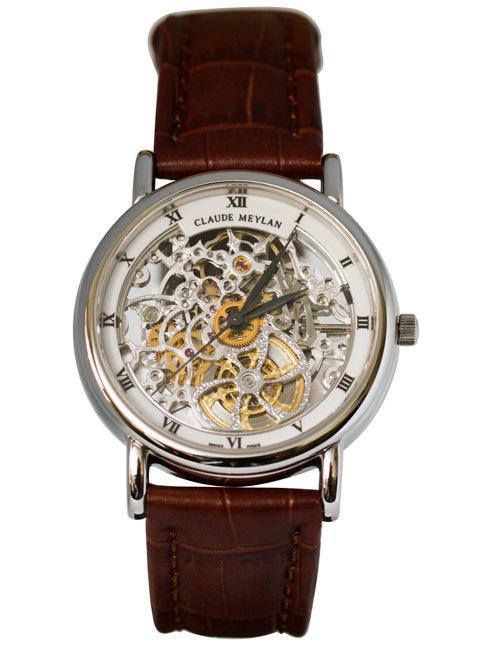 Часы женские Claude Meylan 6040A Les Squelettes