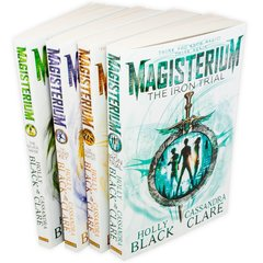 Magisterium 4 Book Collection