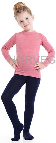 Термобелье колготки детские Norveg Soft Merino Wool (blue)