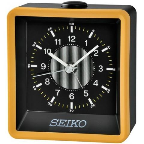 Настольные часы-будильник Seiko QHE099YN