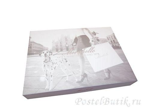 Скатерть 150x180 и 6 салфеток Mirabello Hanab бежевая