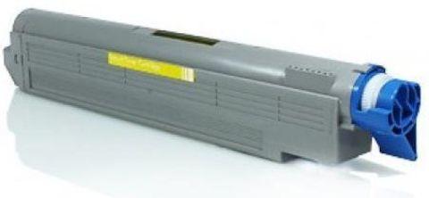 OKI TONER-Y-ES9410/PRO9420WT - Тонер желтый для принтера Pro9420WT (44036025)
