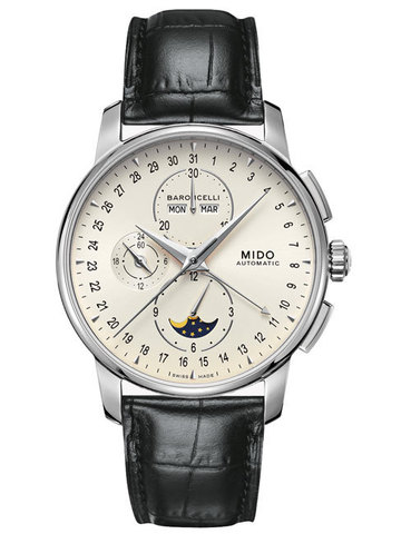 Часы мужские Mido M8607.4.M1.42 Baroncelli