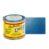 955-P Эмаль для пинстрайпинга 1 Shot Перламутровый Синий (Reflex Blue), 236 мл
